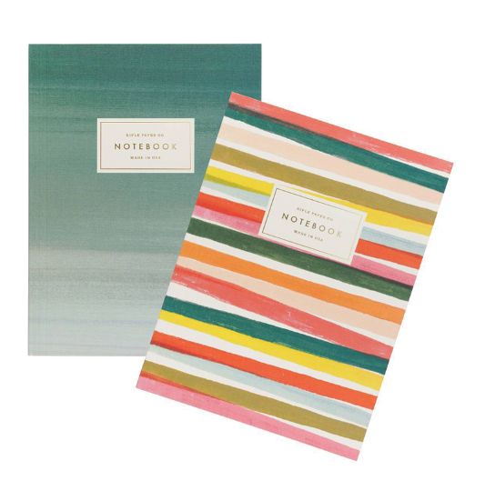 Joie de Vivre Everyday Notebook Set