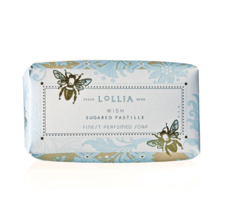 Lollia Wish Fine Soap