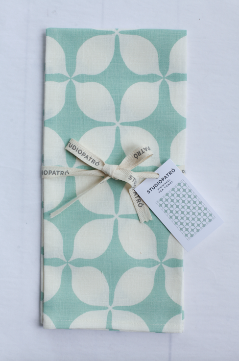 Studiopatro | Best Tea Towels | Made in San Francisco | Engagement Care Package