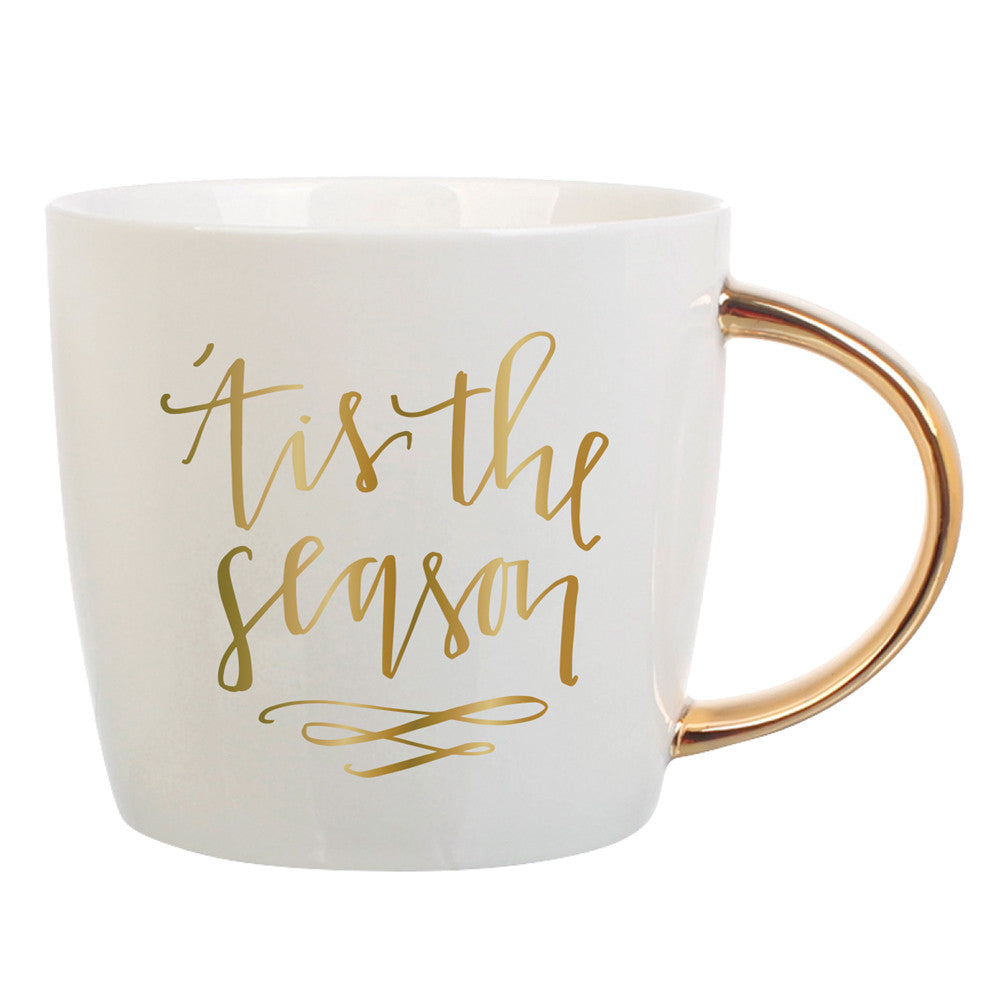 'Tis the Season Holiday Mug | Best Stocking Stuffers for Her