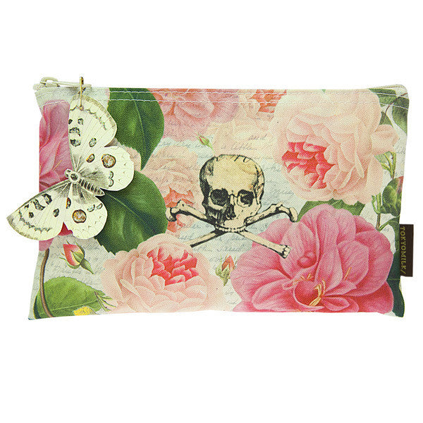 TokyoMilk Cosmetic Bag | Dead Sexy TokyoMilk | makeup bag gift for her | gift idea for makeup lover