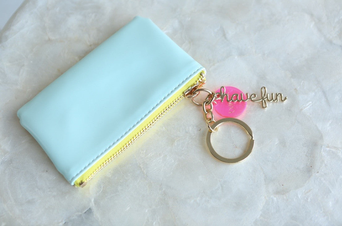 ban.do keychain | cute coin purse | gifts for teen girl