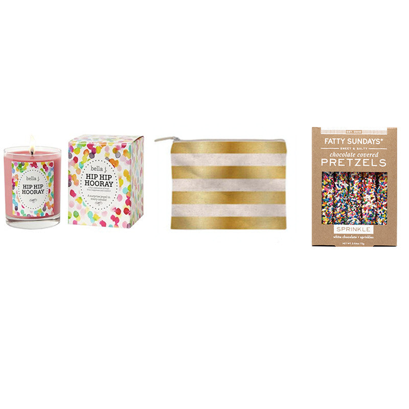 Birthday Care Package | Best Gift Crates for Her | Bridesmaid Gift Ideas | Best Bridesmaid Gift Package | Unique Gift Ideas for Her