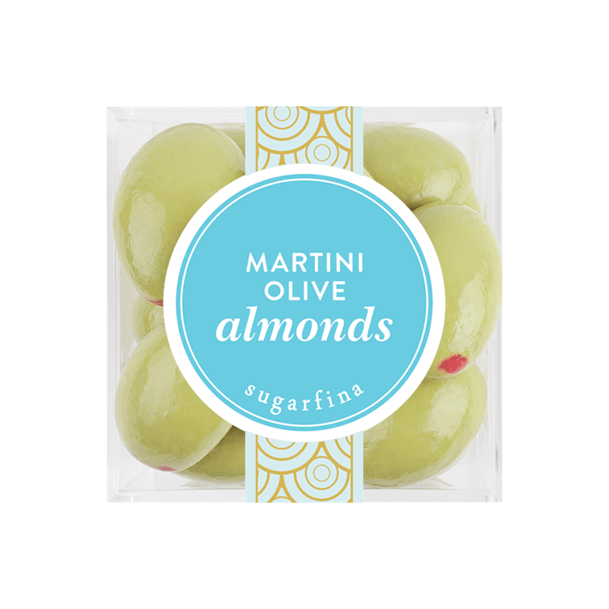 Sugarfina Martini Almond Olives