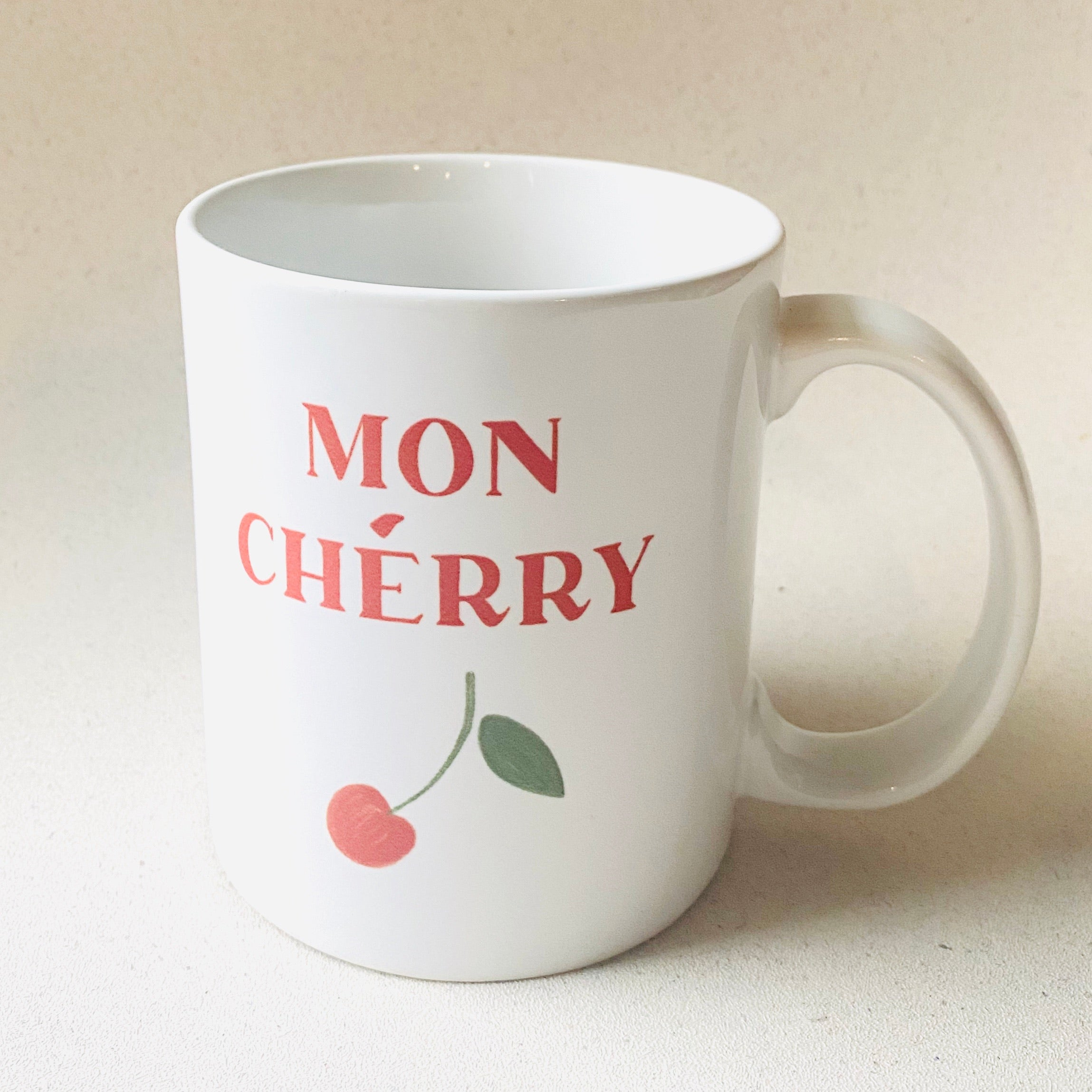Mòn Cherry Ceramic Mug