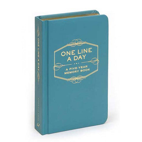 One Line A Day Journal - VelvetCrate