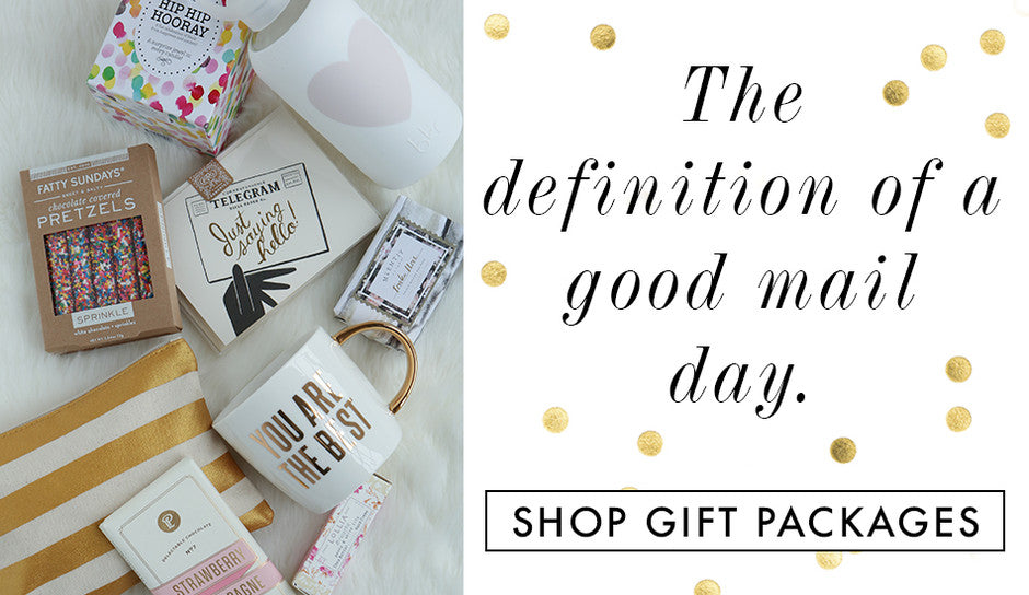 Custom Gift Packages | Curated Gifts | Corporate Gifting