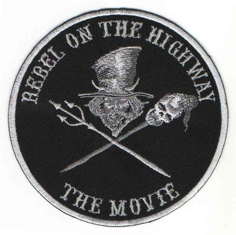 Rebel on the Highway Voodoo Patch