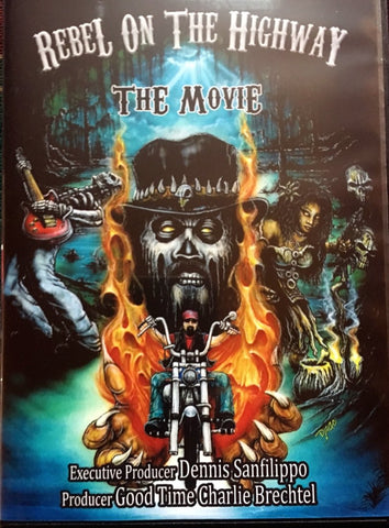 Rebel On The Highway - The Movie [DVD]