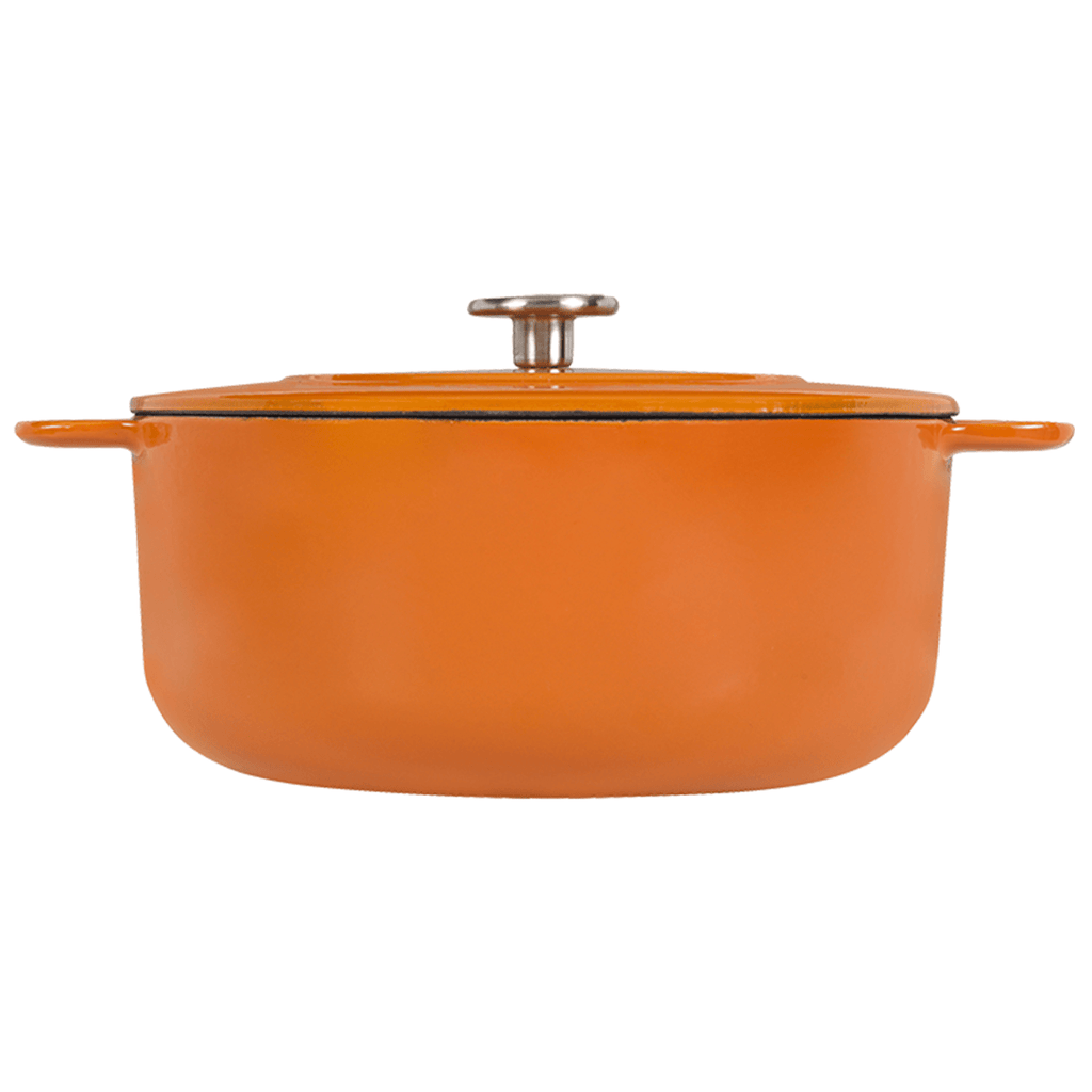 Combekk Sous-Chef Dutch Oven Orange