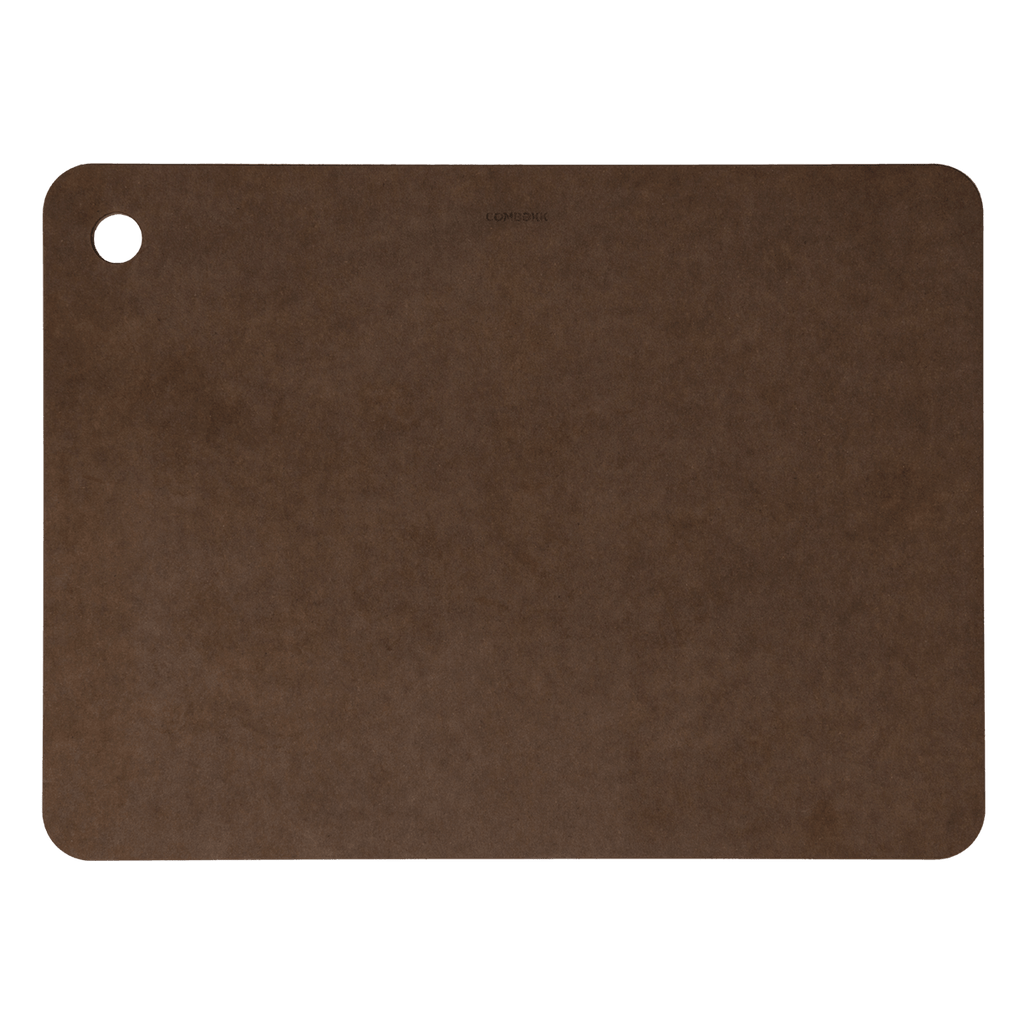 Recycled Paper Cuttingboard Brown