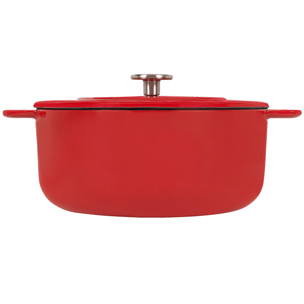 Combekk Sous-Chef Dutch Oven Red