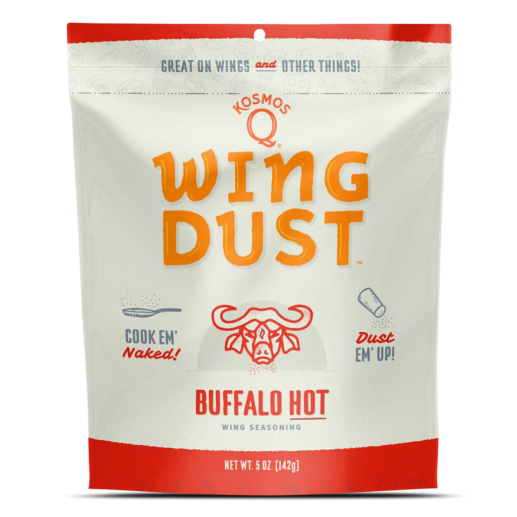 Hot Buffalo Wing Dust