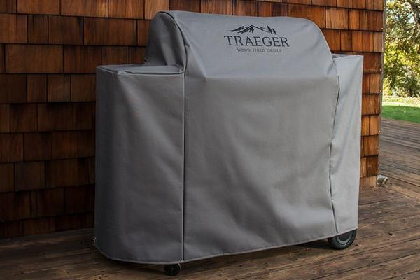 Full-Length Grill Cover Ironwood 650