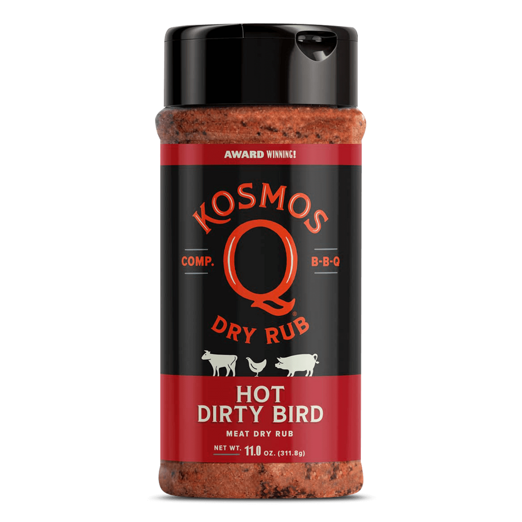 Dirty Bird Hot Seasoning