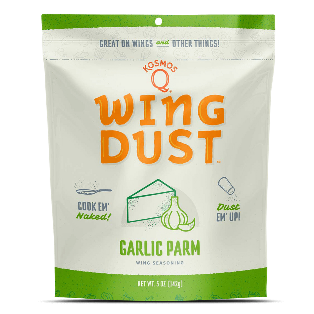 Garlic Parmesan Wing Dust