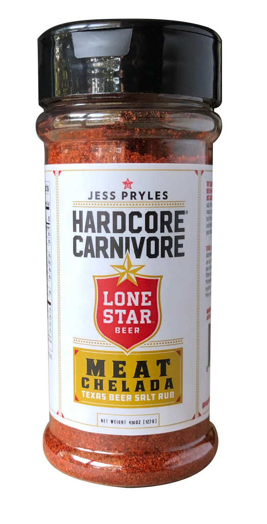 Hardcore Carnivore: Meatchelada