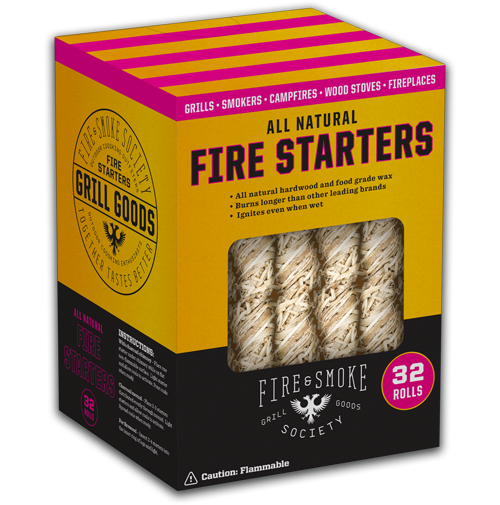 All Natural Fire Starters (32 Count)