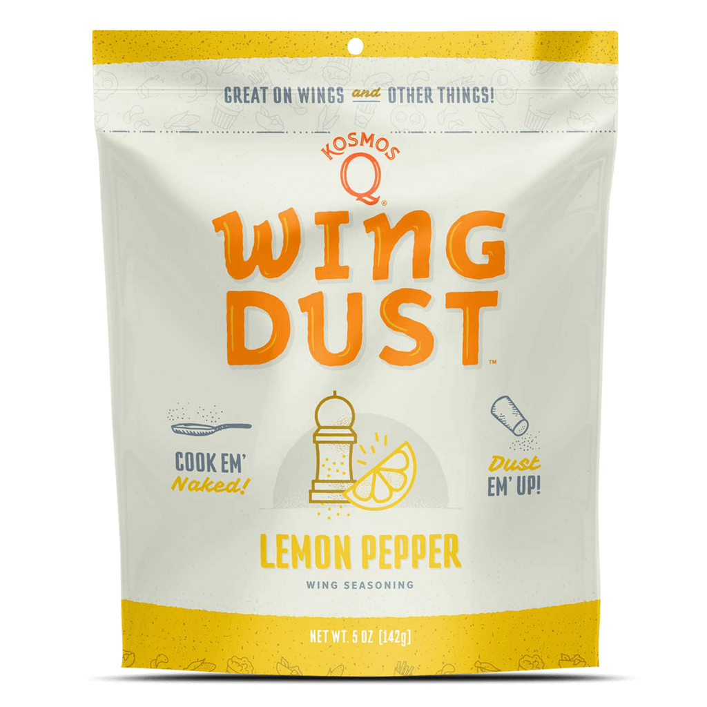 Lemon Pepper Wing Dust