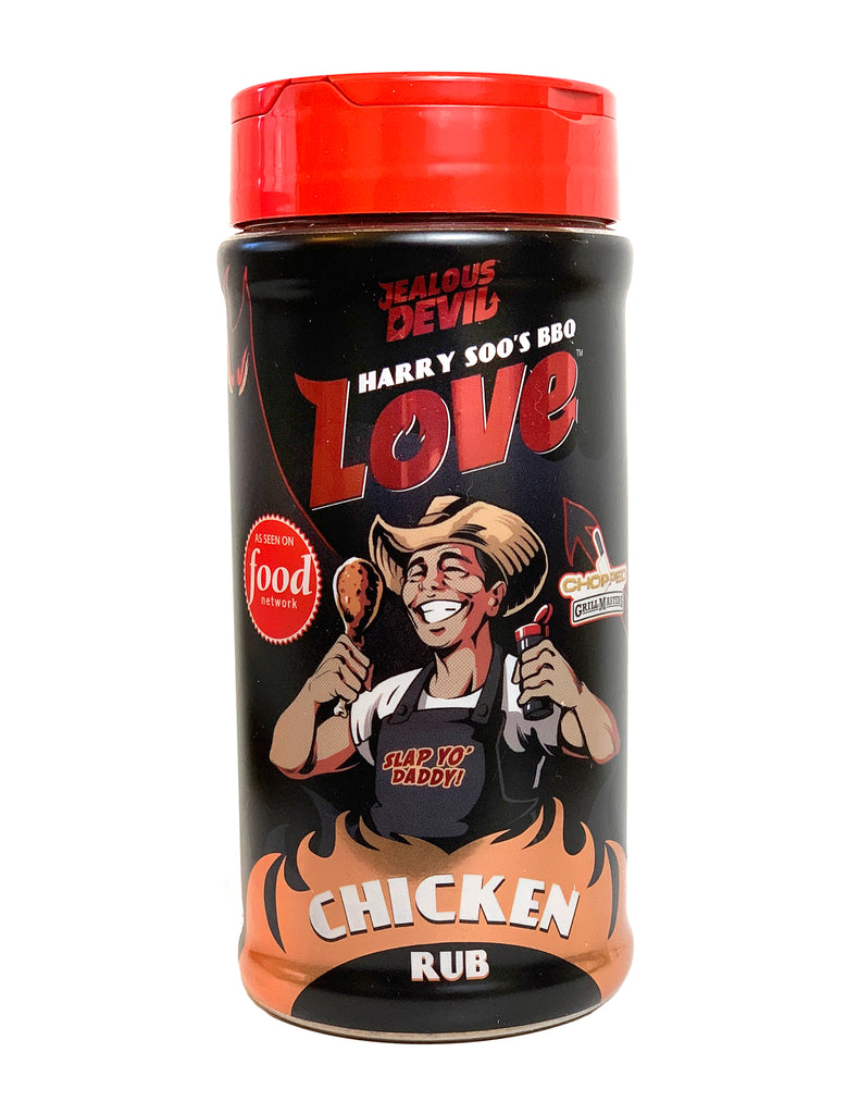 Jealous Devil Chicken Rub