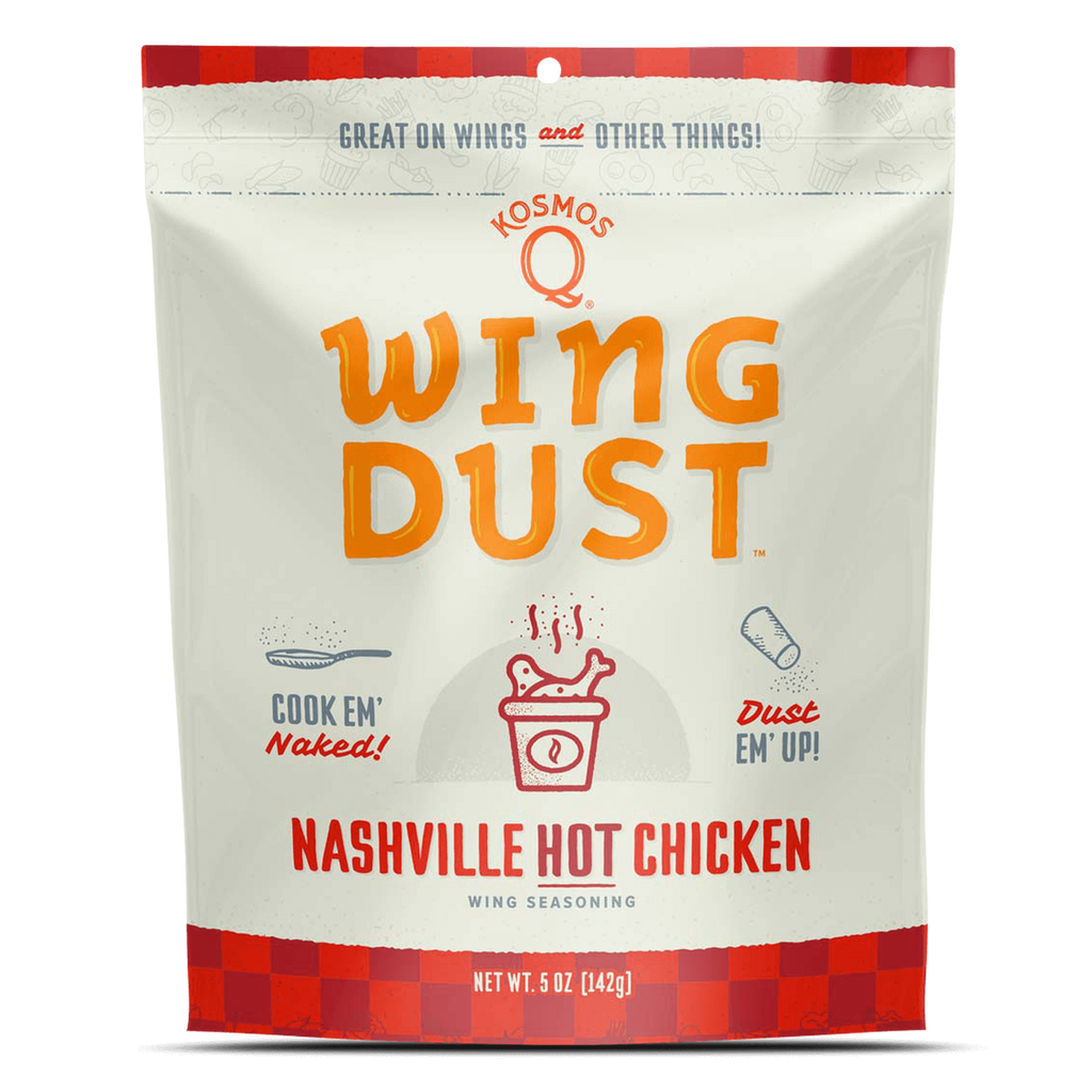 Nashville Hot Wing Dust