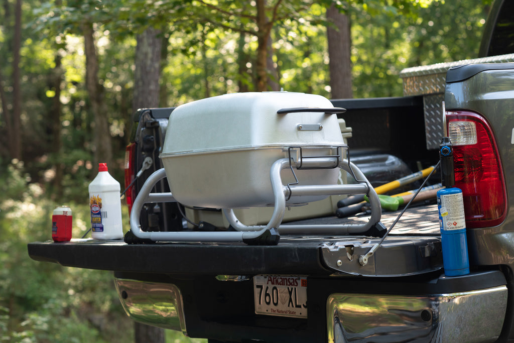 Tailgate Stand For The Original PK Grill & Smoker
