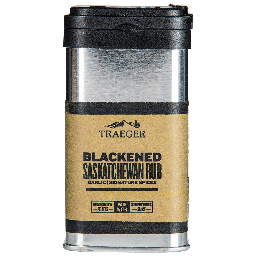 Blackened Saskatchewan Rub