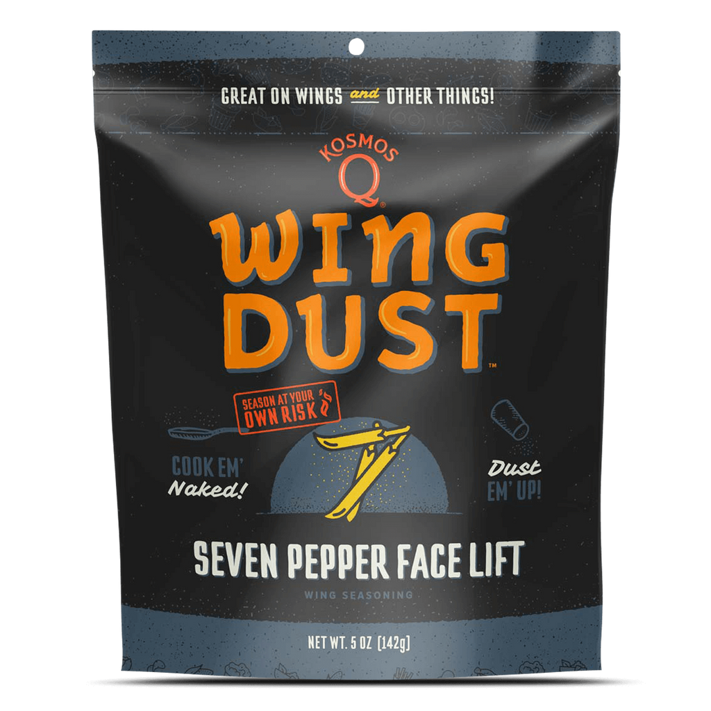 Seven Pepper Face Lift Wing Dust