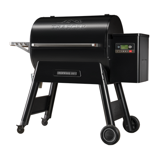 Ironwood 885 Pellet Grill