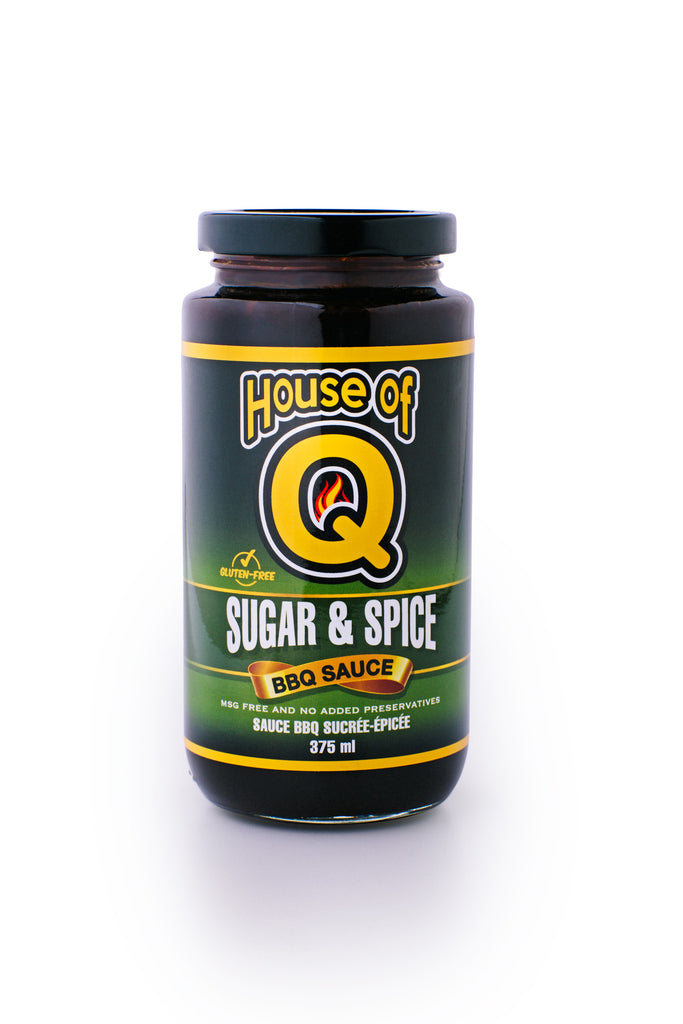 Sugar and Spice BBQ Sauce