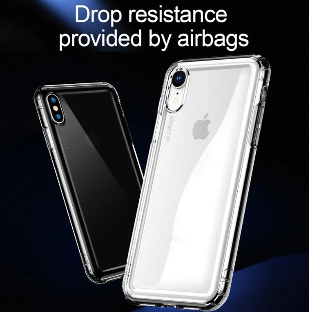 iPhone XR  SAFETY AIR BAG COVERS