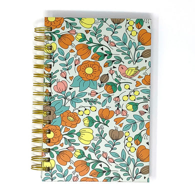 Dreamy Meadow Sketchbook