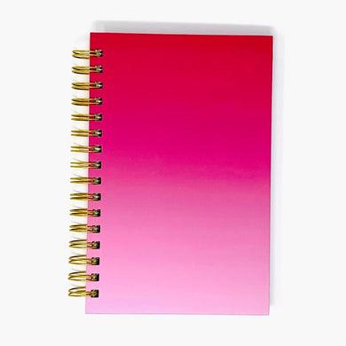 Pink Ombre Sketchbook