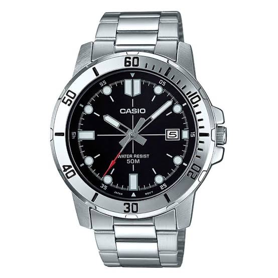 Casio MTPVD01D-1E Watch