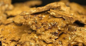 Spiced Pecan & Pumpkin Seed Brittle