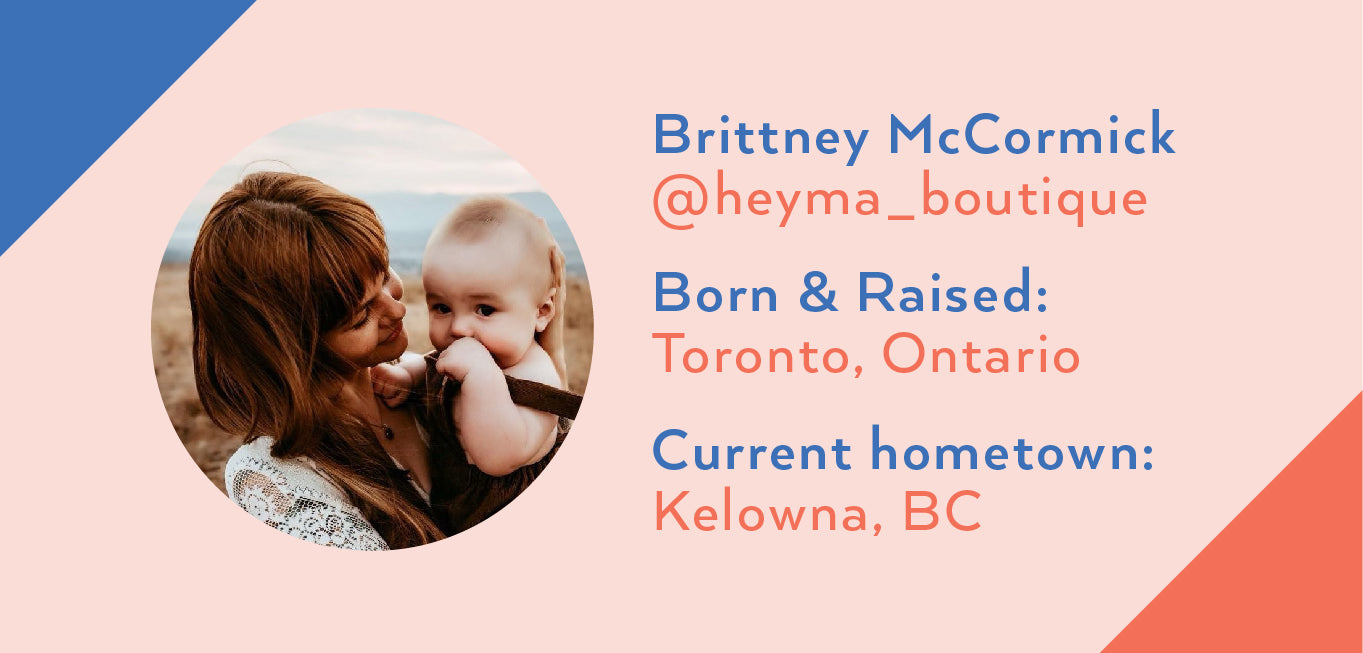 Brittney McCormick Hey Ma Boutique