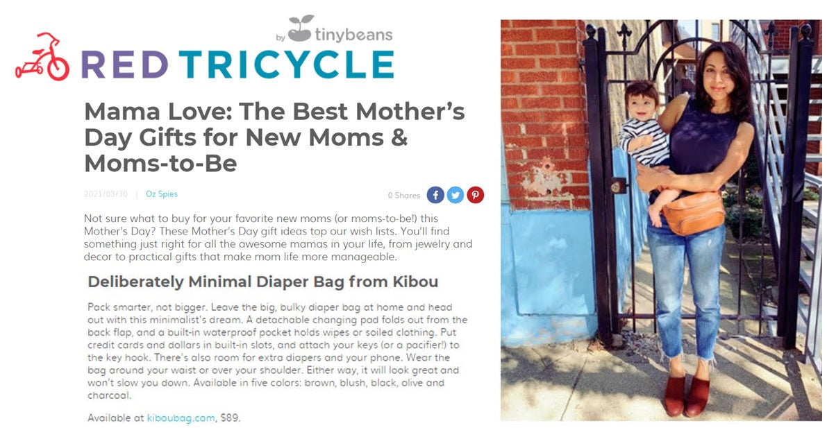 Red Tricycle - Mama Love: The Best Mother's Day Gifts for New Moms & Moms-to-Be