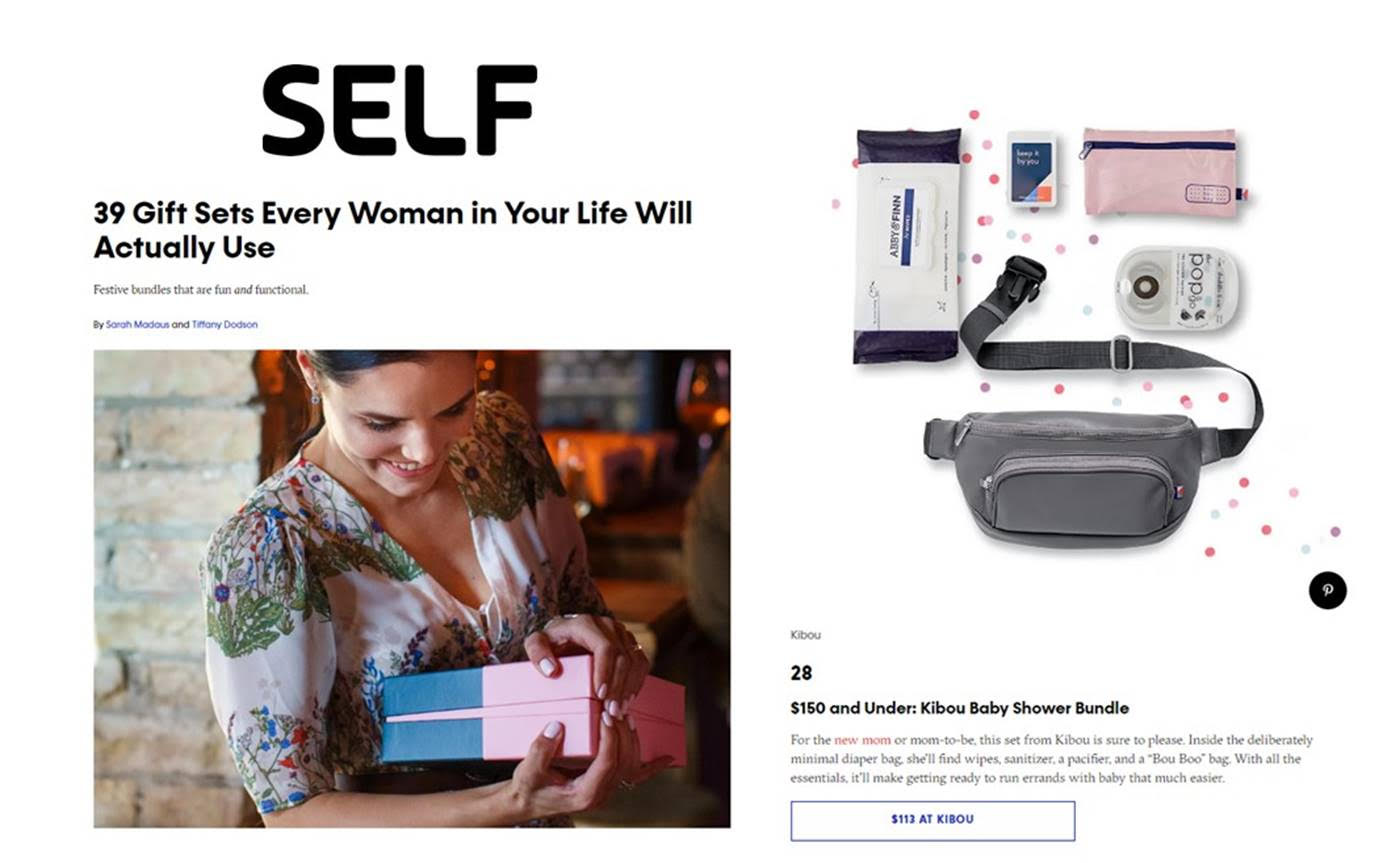 Self.com 39 Gift Sets Every Woman in Your Life Will Actually Use