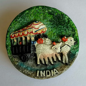 Fridge Magnet - India
