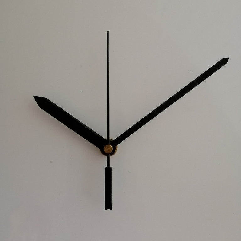 Clock Mechanism - Black 3
