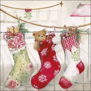 Christmas Stockings 33 X 33 cm