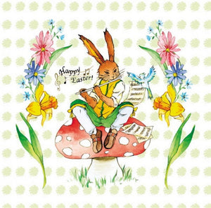 Easter Song 33 X 33 cm
