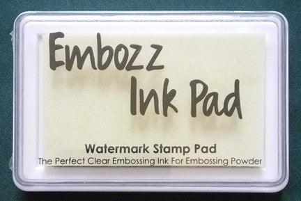 Embossing Ink Pad