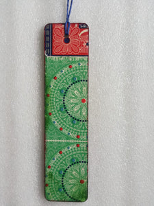 Bookmark - Green
