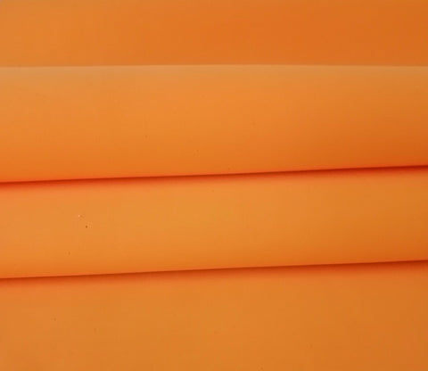 Foamiran Sheet - Orange