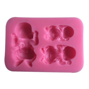 Silicon Mould - Baby