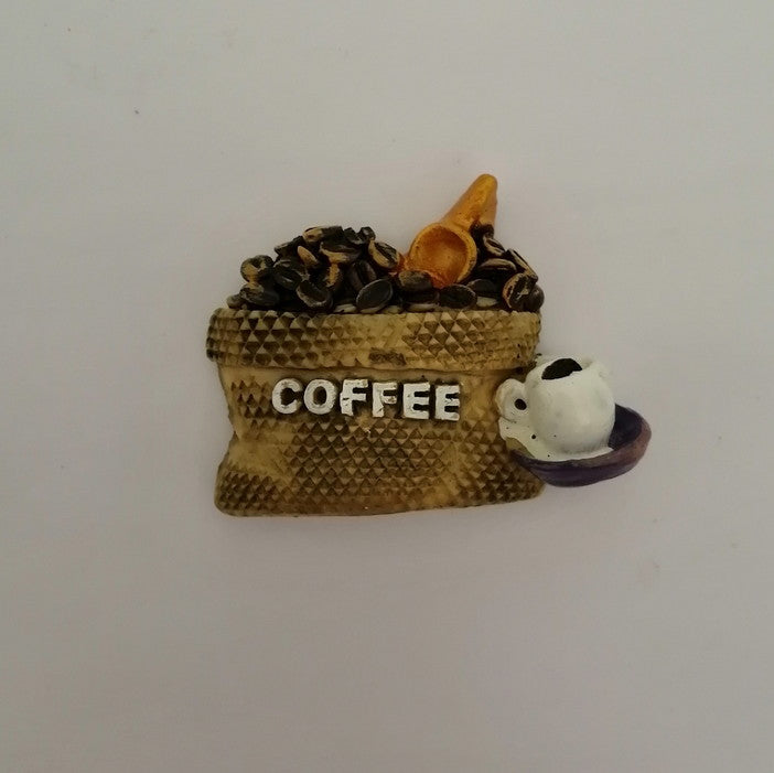 Fridge Magnet - Coffee 2