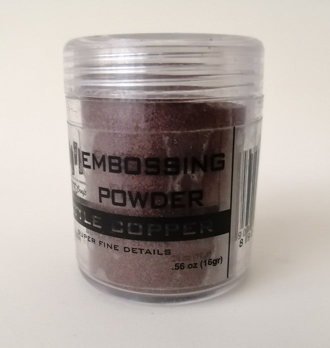 Embossing Powder - Copper