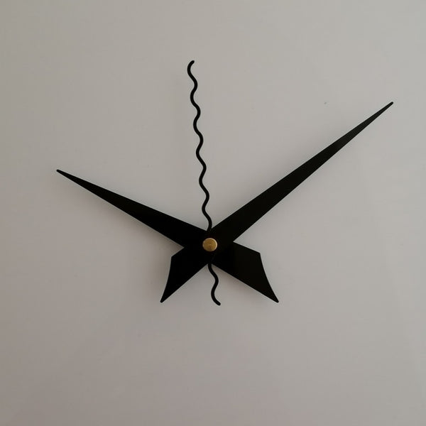 Clock Mechanism - Black Designer 1