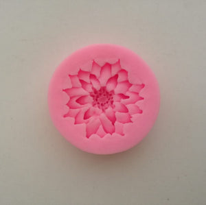 Silicon Mold - Flower 12